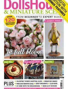 Dolls House and Miniature Scene – February 2020