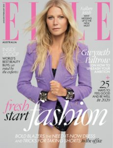 Elle Australia – January-February 2020