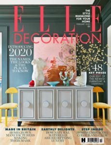 Elle Decoration UK – February 2020