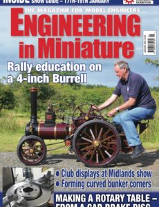Engineering in Miniature – January 2020