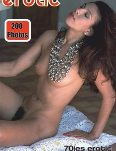 Erotics From The 70s Adult Photo Magazine – January 2020