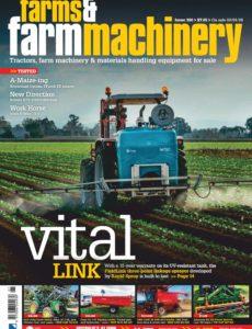 Farms and Farm Machinery – January 2020