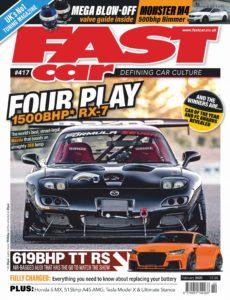 Fast Car – February 2020
