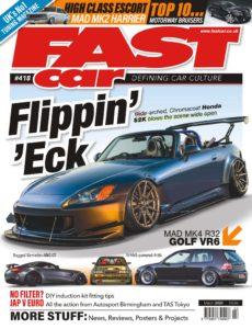 Fast Car – March 2020