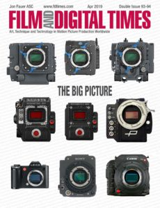 Film and Digital Times – Issue 93-94 – April 2019