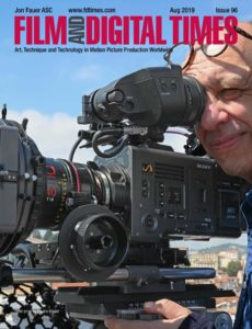 Film and Digital Times – Issue 96 – August 2019