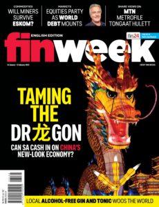 Finweek English Edition – January 16, 2020