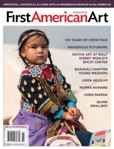 First American Art Magazine – Issue 21 – Winter 2018-2019