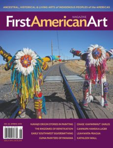 First American Art Magazine – Issue 22 – Spring 2019