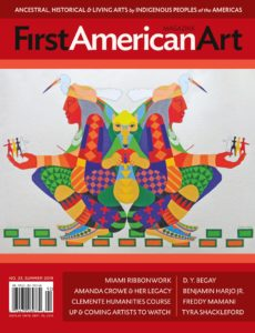 First American Art Magazine – Issue 23 – Summer 2019
