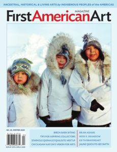 First American Art Magazine – Issue 25 – Winter 2020