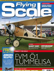 Flying Scale Models – February 2020