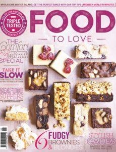 Food To Love – January 2020