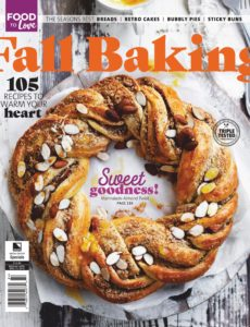 Food to Love Special Edition – Fall Baking (2019)
