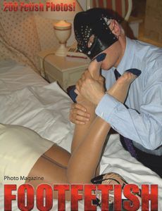 Foot Fetish Adult Photo Magazine – January 2020