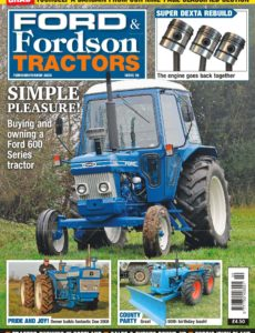 Ford & Fordson Tractors – Issue 95 – February-March 2020