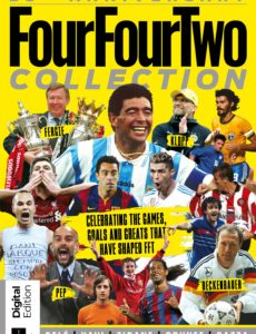 Four Four Two 25th Anniversary Collection – First Edition 2019