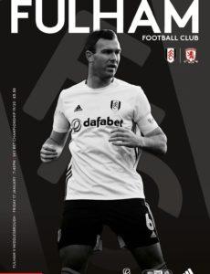 Fulham FC – 17 January 2020