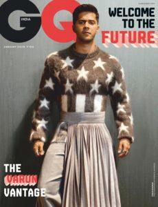 GQ India – January 2020