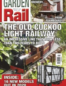 Garden Rail – Issue 306 – February 2020