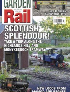Garden Rail – January 2020
