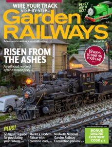 Garden Railways – Spring 2020