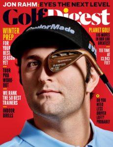 Golf Digest USA – February 2020