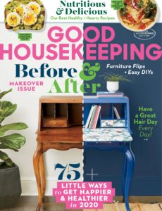 Good Housekeeping USA – January 2020