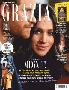 Grazia UK – 20 January 2020