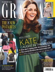 Grazia UK – 27 January 2020