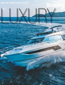 Great Lakes Boating – 2020 Luxury Guide – December 2019