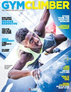Gym Climber – Issue 4 – Fall-Winter 2019-2020