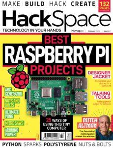 HackSpace – February 2020