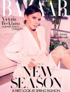 Harper's Bazaar UK – February 2020