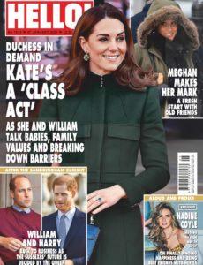 Hello! Magazine UK – 03 February 2020
