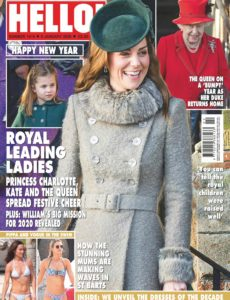 Hello! Magazine UK – 13 January 2020