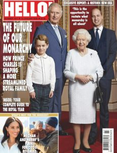 Hello! Magazine UK – 20 January 2020
