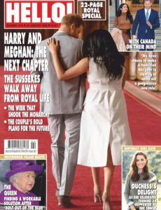 Hello! Magazine UK – 27 January 2020