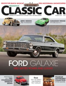 Hemmings Classic Car – March 2020