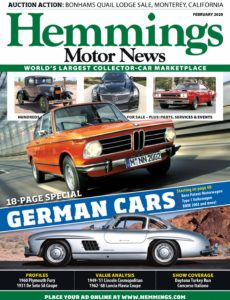 Hemmings Motor News – February 2020