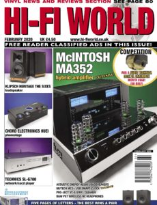 Hi-Fi World – February 2020