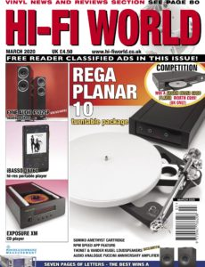 Hi-Fi World – March 2020