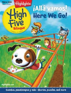 Highlights High Five Bilingue – March 2020