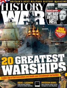 History of War – February 2020
