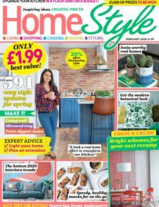 HomeStyle UK – February 2020