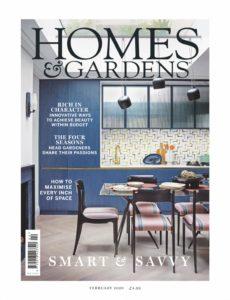 Homes & Gardens UK – February 2020