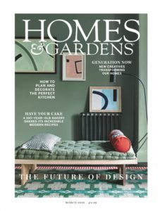 Homes & Gardens UK – March 2020