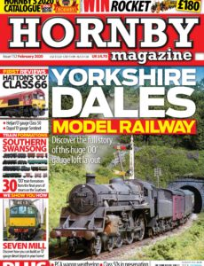 Hornby Magazine – Issue 152 – February 2020