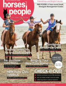 Horses and People – January-February 2020