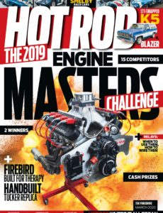 Hot Rod – March 2020